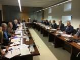 Reunión de fiscales superiores en Burgos.