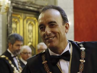 El nuevo presidente de la Sala de lo Penal del Tribunal Supremo, Manuel Marchena