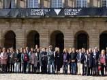 102 Alcaldes Y Alcaldesas De Galicia Presentan La Campaña 'En Negro'