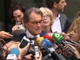 Condenado Artur Mas a devolver 4,9 millones por el 9N