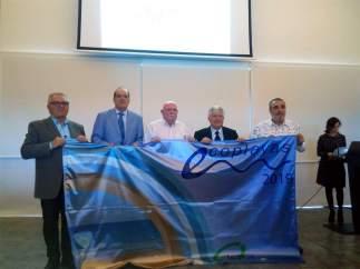 Bandera ecoplayas para San Sebastián