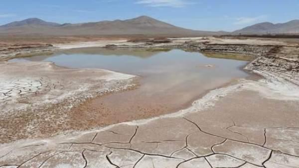 Resultado de imagen para inundaciones en el desierto de atacama