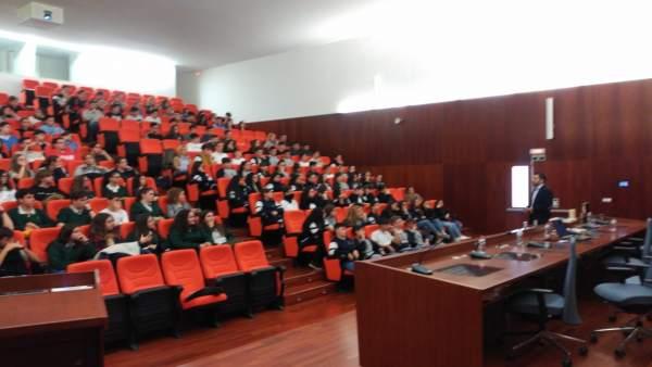 Semana de la Ciencia en Linares