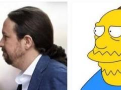 Pablo Iglesias y Jeff Albertson