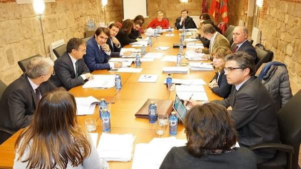 Consejo de Administración de la SVAV