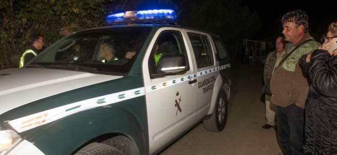 Explosión en pirotecnia de Guadix