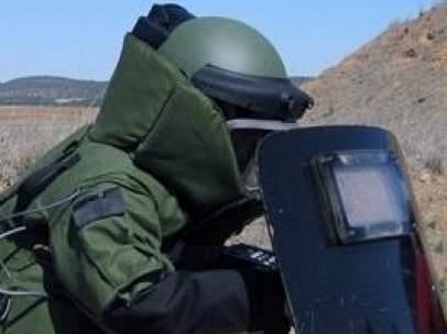 Tedax de la Guardia Civil