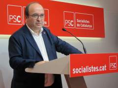 Miquel Iceta (PSC) (Archivo)