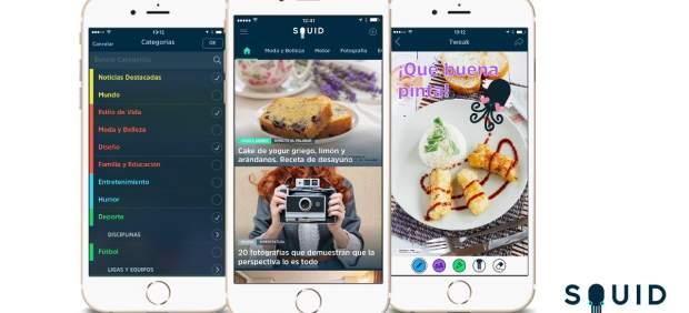 Imagen de cabecera de la app SQUID