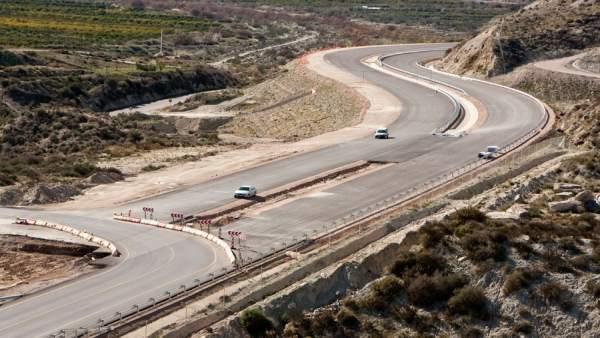 Obras De La Autovía Del Almanzora