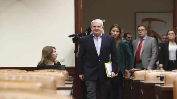 El empresario Pablo Crespo comparece en Comisión de Investigación por la  presun