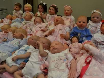 Bebés Reborn Parecen De Carne Y Hueso Pero No Son Más Que Muñecos
