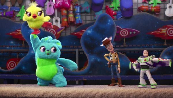 """Nuevo 'teaser' de 'Toy Story 4', """"Hasta el tortolito y más allá"""""""