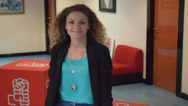 Ainoa Quiñones, PSOE Cantabria