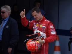 """La mujer de Schumacher: """"Michael no se rendirá, es un luchador"""""""