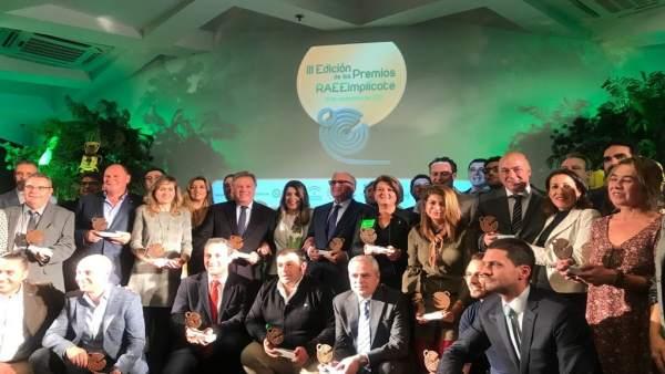 Premios RAEEimplícate