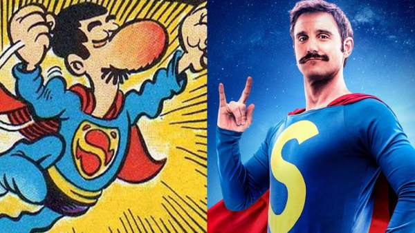 Superlópez, un superhéroe español