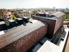 El nuevo edificio del Institut de Recerca de l'Hospital de Sant Pau de Barcelona