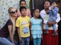 Paris Hilton, en México