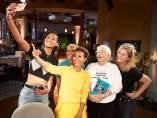 Jada Pinkett Smith durante la emisión de su programa 'Red Table Talk'
