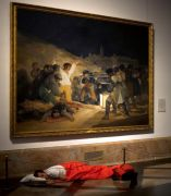 Durmiendo debajo de un Goya