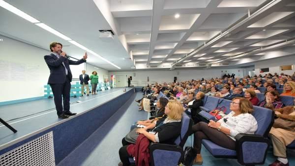 [Grupocanarias] Nota De Prensa Y Fotografías: Mayores Jornadas