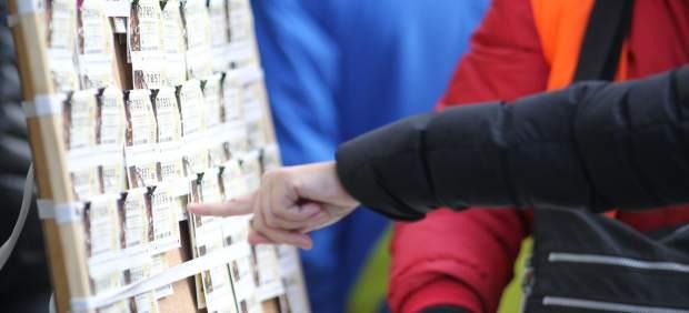 Los baleares gastarán 41,12 euros de media en Lotería de Navidad este año