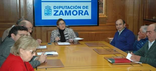 La Diputación de Zamora aprueba instalar reductores de velocidad en travesías de 27 localidades ...