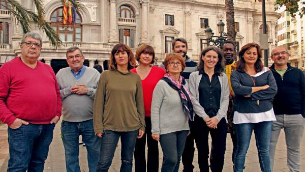 Cuidem València, encapçalada per Oliver, integra Movem i Obrint Podem en una candidatura conjunta