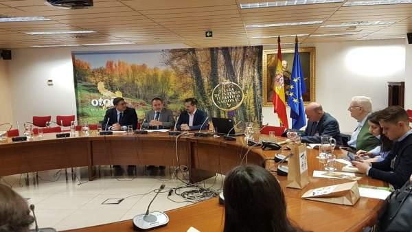 Presentación Otoño Mägico en Madrid