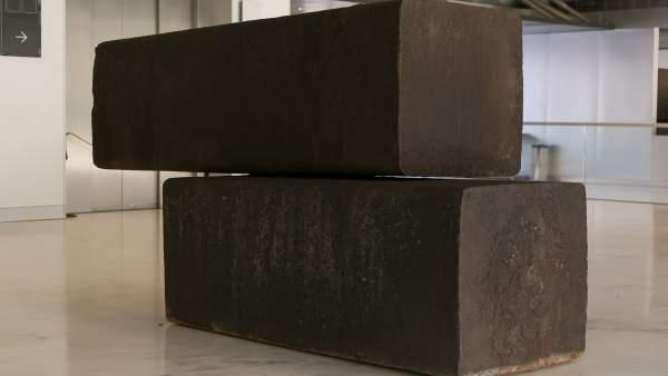 Escultura de Richard Serra