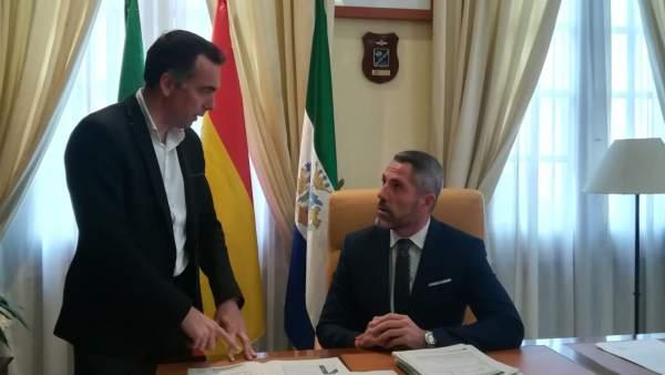 Alcalde de Mijas (Málaga), Juan Carlos Maldonado
