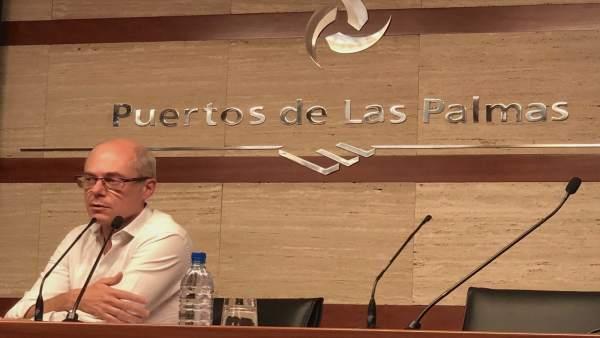 Director del mayor puerto deportivo de Francia, de La Rochelle, Bertrand Moquay