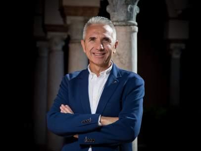 Miguel Ángel Vázquez, consejero de Cultura de la Junta