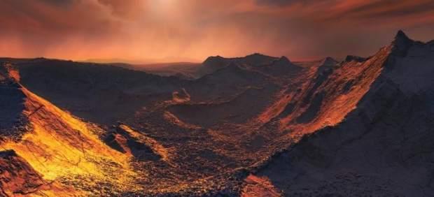 Descubren una Supertierra helada a solo seis años luz y que los científicos han bautizado como ...