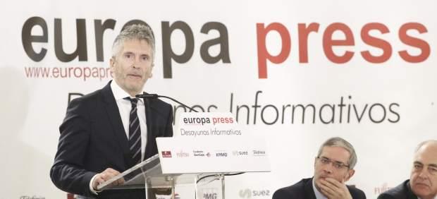 Marlaska no cierra la puerta a ser candidato del PSOE por Madrid: