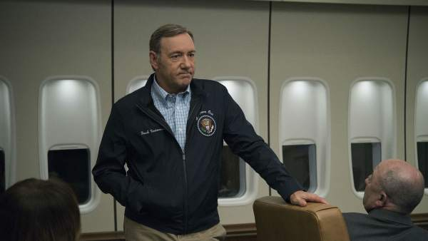 Kevin Spacey: Frank Underwood en 'House of Cards' (2013-2017)
