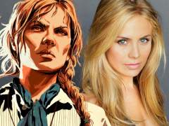 Los actores que interpretan a los personajes de Red Dead Redemption II