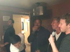Kanye West  Mark Zuckerberg cantan un tema de los Backstreet Boys