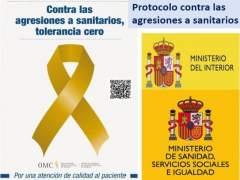 Campaña contra la agresión a sanitarios