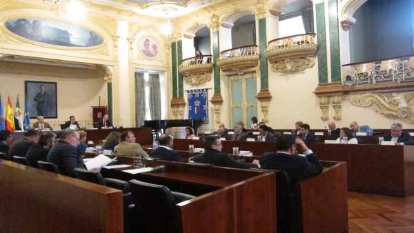 [Grupoextremadura] Avance Presupuesto Diputación Badajoz
