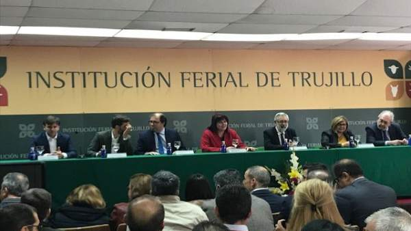 Inauguración Feria Agroganadera de Trujillo