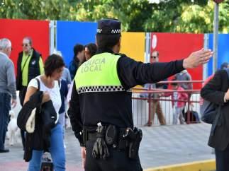 Policía Local de Tomares