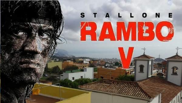 El Rosario se suma a los escenarios de 'Rambo V'