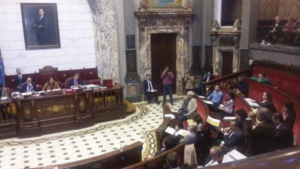 L'Ajuntament de València aprova inicialment el pressupost de 2019