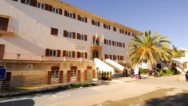IMAS, fachada, Instituto Municipal de Asuntos Sociales