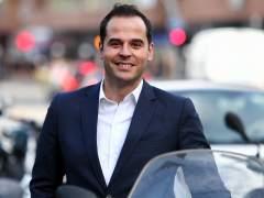 Ignacio Aguado, portavoz de Cs en la Asamblea de Madrid.