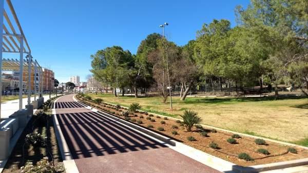 Imagen de Benimàmet, Parque Lineal
