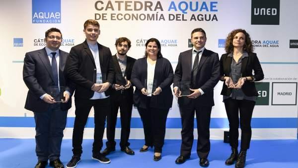 V Premios Cátedra Aquae de Economía del Agua
