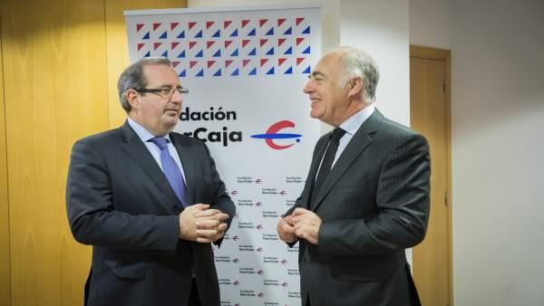 Rodrigo Escrig y Martí han firmado hoy este acuerdo de colaboración